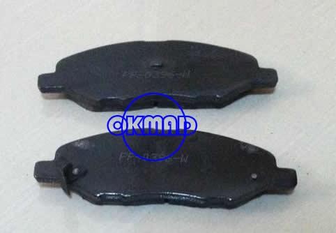 Nissan March,Nissan Note,Nissan Tiida Hatchback, Nissan Tiida Saloon brake pad FMSI:D1345-8456,OEM:AY040-NS110,WVA24682,F1345
