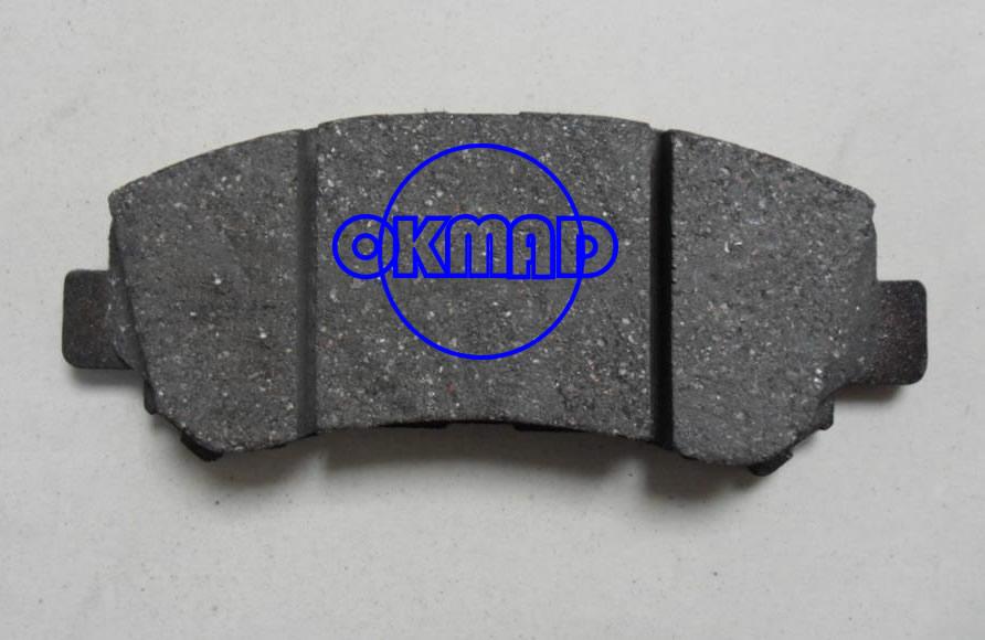 NISSAN Qashqai, Nissan X-Trail brake pad FMSI:D1374-8449,OEM:D1060-9N00A,WVA24632,F1374
