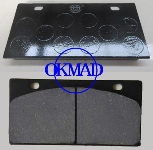 XGMA XIAGONG WHEEL LOADER XG932 XG935 XG953 Brake pads 36С0005 408107108 51A0201