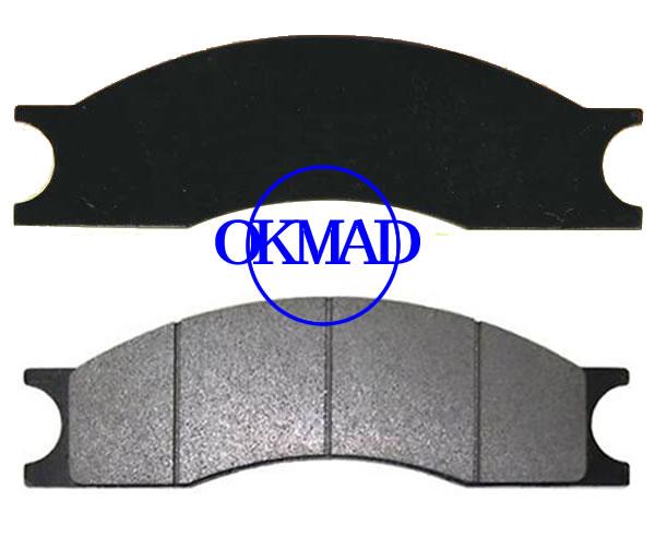 XCMG SEM 655D SHANTUI SL30W Caterpillar 613B KIT PASTIGLIE FRENO PER PALA GOMMATA 2V9135, 7K5057, 8R0821