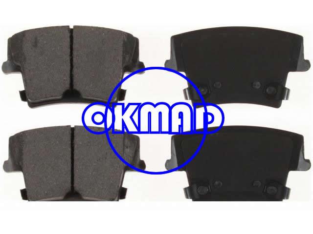 CHRYSLER 300 DODGE Challenger Caricabatterie Magnum Pastiglia freno FMSI: 7963-D1057 OEM: 5142560AA FDB1953 GDB4135 WVA: 24163, F1057