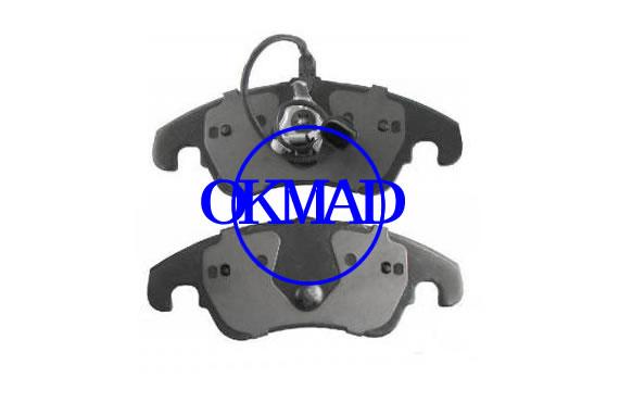 AUDI A4 A5 Quattro A6 Allroad Avant A7 Sportback Q5 Hybrid Pastiglia freno FMSI:8434-D1322 OEM:8G0698151D 8K0698151 FDB4044 GDB1768 GDB1805 GDB1916 WVA:24264 24408, F1322