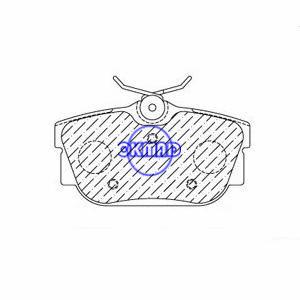 FORD GALAXY SEAT ALHAMBRA VW SHARAN TRANSPORTER IV Furgone Furgone Piattaforma/Telaio EuroVan Pastiglie freno FMSI:7754-D877 OEM:7D0698451 FDB1482 TRW:GDB1326 WVA:23224 23446, F877