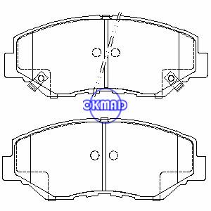 ACURA ILX HONDA ACCORD CIVIC CR-V Element Fit Pilot Pastiglie freno FMSI: 7795-D914 7795-D958 7844-D943 OEM: 45022-S9A-A00 FDB1658 TRW: GDB3325 GDB3627 WVA: 23856 23868 23869 23870, F914