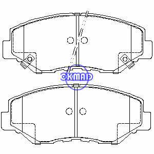 HONDA ACCORD VII CV-R PILOT STEPWGN ILX Accord Civic Element Fit EV Pastiglie freno FMSI: 7795-D958, 7795-D914, 7844-D943 OEM: 45022-S9A-A00 FDB1658 TRW: GDB3325 GDB3627 WVA: 23856 23868 23869 23870, F958