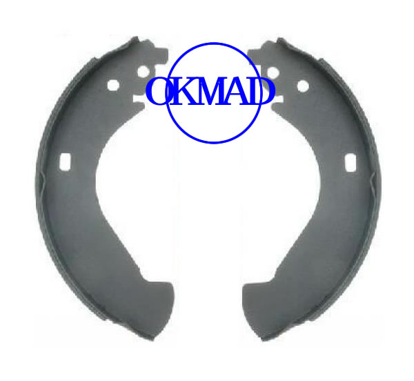 CHEVROLET/GMC TRUCK Canyon Colorado ISUZU TRUCK i-280 i-290 i-350 i-370 Drum Brake shoes FMSI:1548-S815 OEM:8-89058-906-0 AFR815, OK-BS467